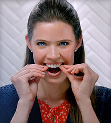 straighten teeth in Friendswood and Pearland with clear braces